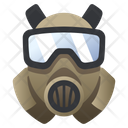 Mask Danger Protection Icon