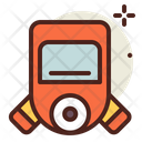 Oxygen Mask Fire Mask Protection Icon