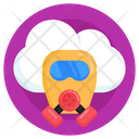 Oxygen Mask Respiratory Mask Astrological Mask Icon