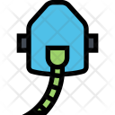 Oxygen Mask Clinic Icon