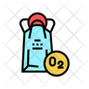 Oxygen Mask Package Icon