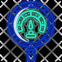 Oxygen Reader Icon