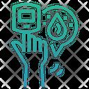 Oxygen Saturation Icon