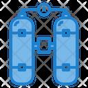 Oxygen Tank Icon