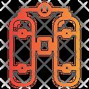 Scuba Oxygen Tank Cylinder Icon