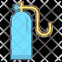 Oxygen Tank Tank Oxygen Bottle Icon