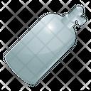 Oxygen Tank Oxygen Cylinder Diving Cylinder Icon