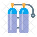 Breathing Diving Oxygen Icon