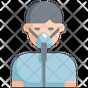 Oxygenation Mask Icon