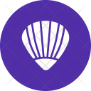 Oyster Shell Food Icon