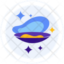 Oyster Shell Pearl Icon