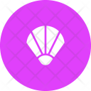 Oyster Pearl Marine Icon