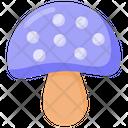 Oyster Mushroom Icon