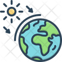 Ozone World Layer Icon