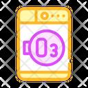 Ozone Laundry System Icon