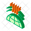 Earth Ecology Factory Icon