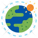 Ozone Gas Climate Change Atmosphere Icon