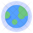 Ozon Ozon Layer Globe Icon