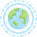 Ozone Layer Icon