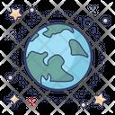 Ozone Layer Stratosphere Ozonosphere Icon