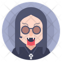 Avatar Male Ozzy Icon