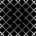 P Alphabet Symbol Icon
