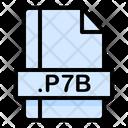 P 7 B File P 7 B File Icon