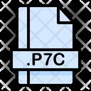 P 7 C File P 7 C File Icon