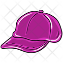 Fashion Cap P Cap Cricket Cap Icon