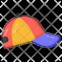 P Cap Cap Hat Icon
