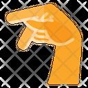 P Sign Icon