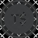 Paʻanga Icon
