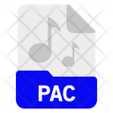 Pac file Icon