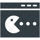 Pac Man Videogame Game Icon