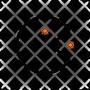 Pac Man Game Entertainment Icon