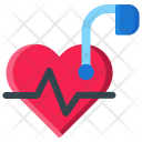 Heartbeat Pacemaker Icon