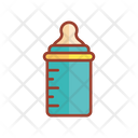 Pacifier Baby Bottle New Born Icon