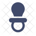 Nipple Pacifier Infant Icon