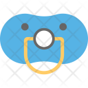 Pacifier Dummy Teether Icon