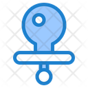 Pacifier Dummy Nipple Icon