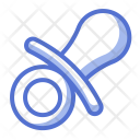 Pacifier Baby Kid Icon