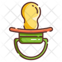Pacifier Nipple Toddler Icon