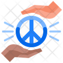 Pacifism Peace Pacific Icon