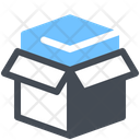 Pack Delivery Logistics Icon