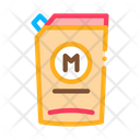 Pack Mayonnaise Dispenser Icon