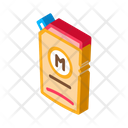 Mayonnaise Dispenser Spice Icon