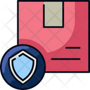 Pack Security Security Delivery Icon