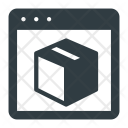 Package Cpc Marketing Icon