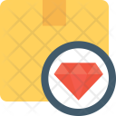 Package Parcel Jewelry Icon