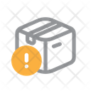 E Commerce Box Delivery Icon